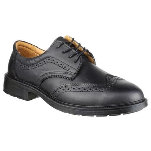 Amblers Safety FS44 Shoes- Safety Black